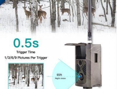 Pourquoi utiliser une caméra de chasse ?